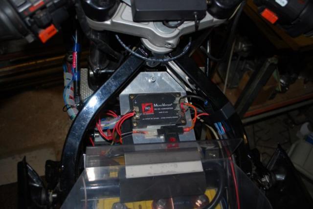 DC-DC конвертер ElectroCat