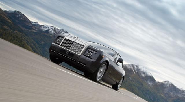 Rolls-Royce Phantom EV
