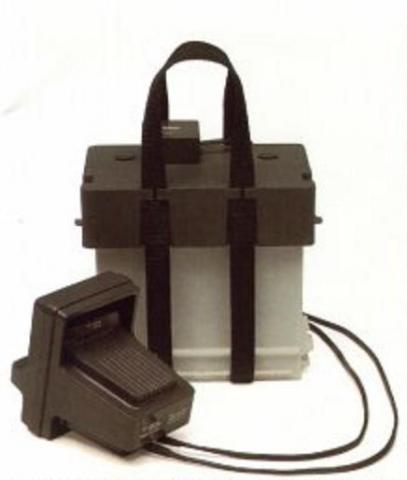 Аккумулятор и зарядное Sinclair C5