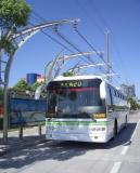 Суперконденсаторный электробус