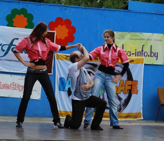Open-air в Борисове