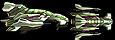 Battleship-Talisot Warship