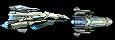 Cerberus Warship