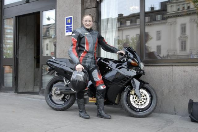 Eva H?kansson и ее ElectroCat