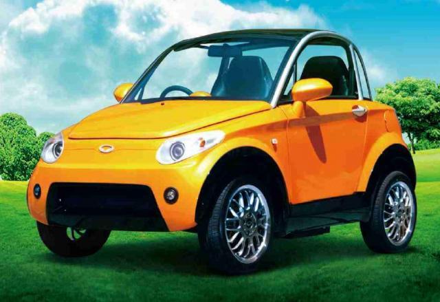MyCar Electric Car Available in London