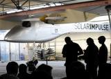 Solarimpulse - рэкордны электрасамалёт для кругасветнага пералёту